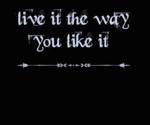 life, like, and live image