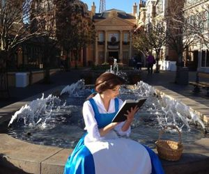 belle and cosplay image