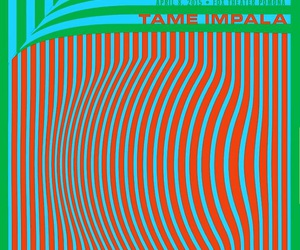 poster, poster art, and tame impala image