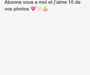10likes, abonne toi, and je rend image
