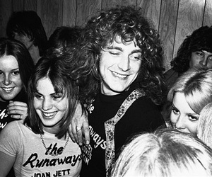 joan jett, robert plant, and Cherie Currie image