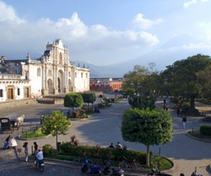 green, antigua, and guatemala image