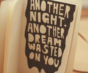 Dream, mayday parade, and night image