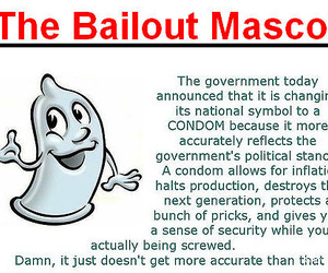 condom, funny, and government image