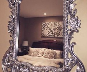 luxury, mirror, and room image