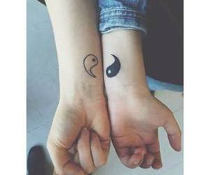 tattoo and friends image