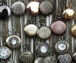 beautiful, clock, and clocks image