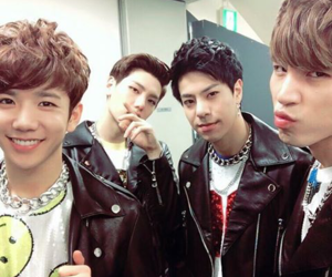 alex, high4, and kpop image