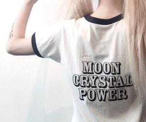 grunge, pale, and krystal image