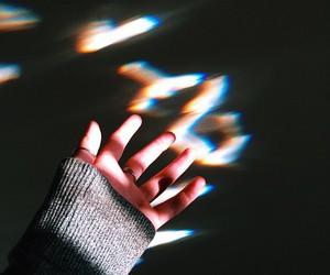 tumblr, grunge, and light image