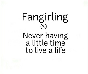 books, life, and fangirling image