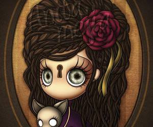 dibujo, ilustracion, and illustration image