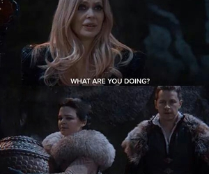 funny, once upon a time, and ️ouat image