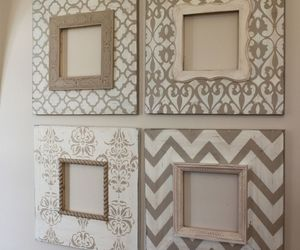 frames, pared, and wall image