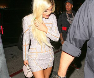 kylie jenner, style, and dress image