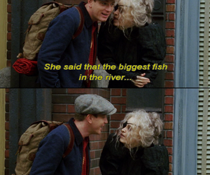 big fish and quote image