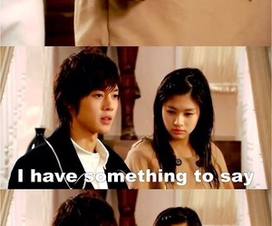 drama and playful kiss image