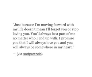 love quotes, quotes, and i promise image