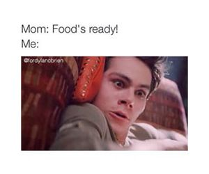 food and teen wolf image