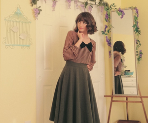 50's, fashion, and girly image