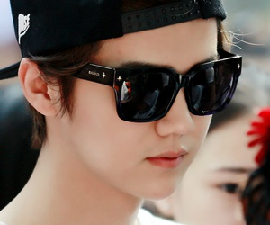 chinese, deer, and luhan image