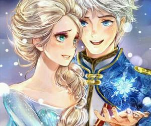 frozen, elsa, and jelsa image