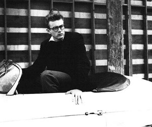 50s, glasses, and boy image