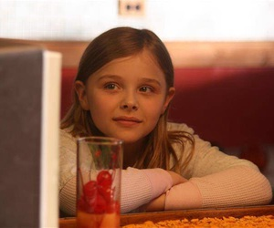 cherries, child actress, and restaurant image