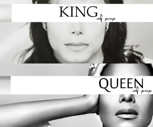 legends, michael jackson, and king image