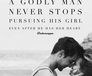 couple, godly, and man image