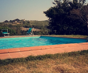 holiday, swimmimg pool, and italy image