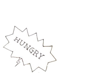 hungry and picture image
