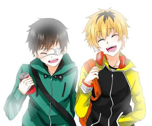 best friends, cute, and tokyo ghoul image