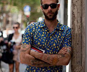 fashion, men, and menswear image