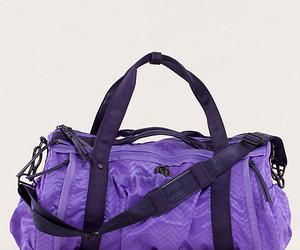 bag, lululemon, and duffel image
