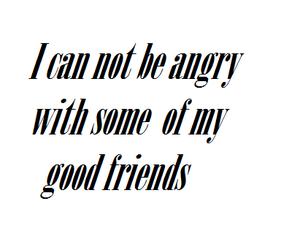 black and white, text, and friends image