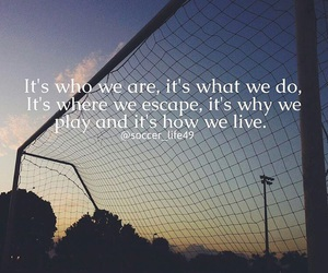 football and quote image