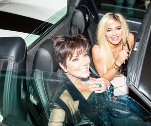 new and kylie & kris jenner image