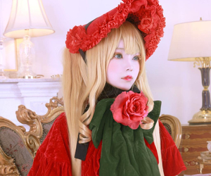 asian, doll, and cosplay image