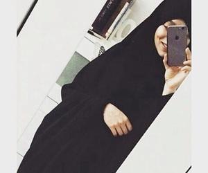 baghdad, girl, and hijab image