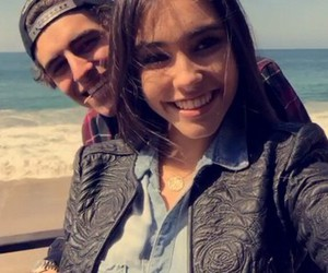 snapchat, madison beer, and jack gilinsky image