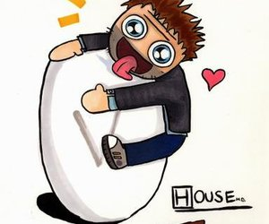 Greg, gregory house, and house image