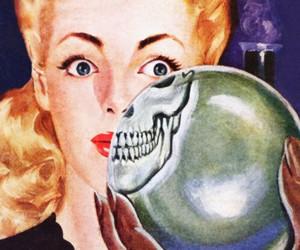 art, vintage, and comic image
