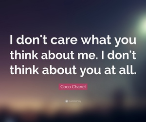 coco chanel, quotes, and idc image