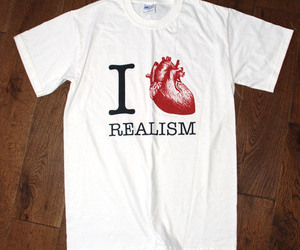 heart and realism image