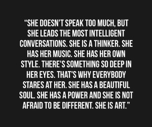 her and quote image