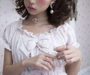 fashion, harajyuku, and cute image