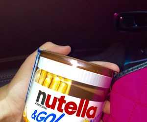 &, go, and nutella image