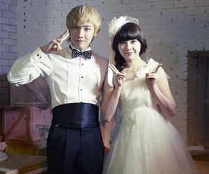 kpop, iu, and lee joon image