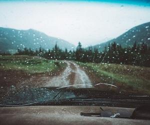 car, Dream, and rain image